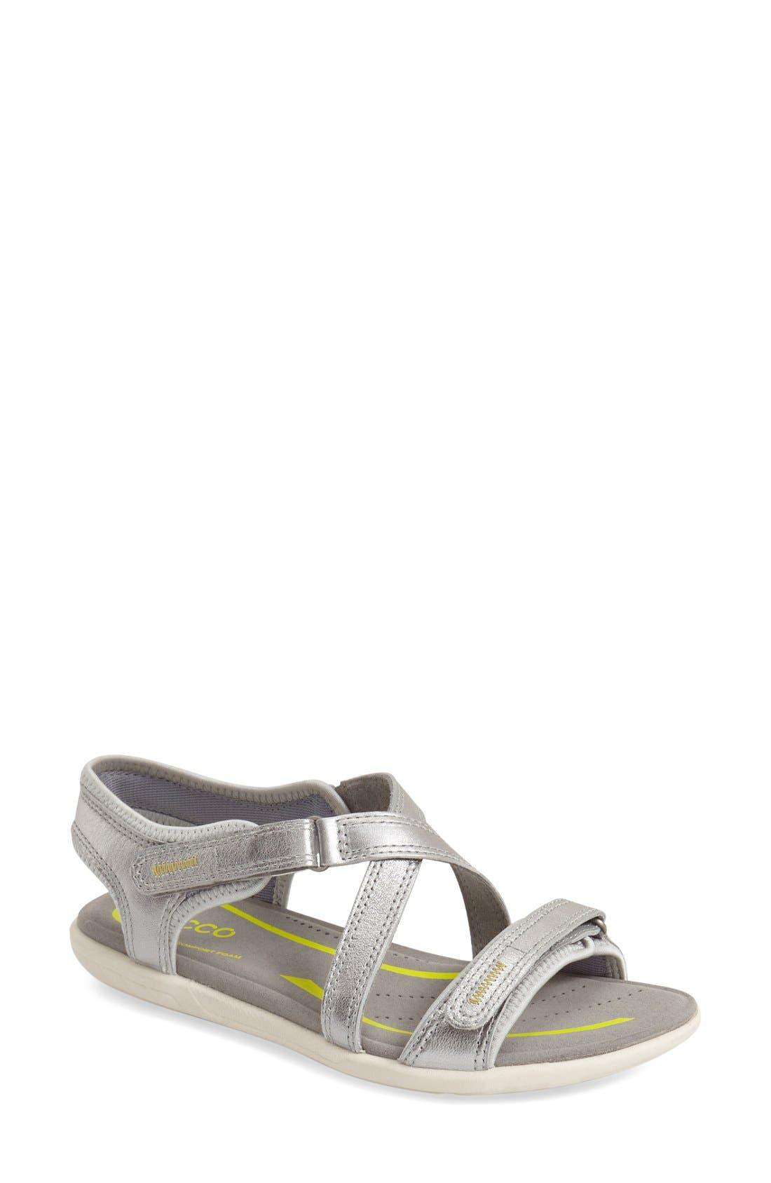 ECCO 'Bluma' Sport Sandal (Women)