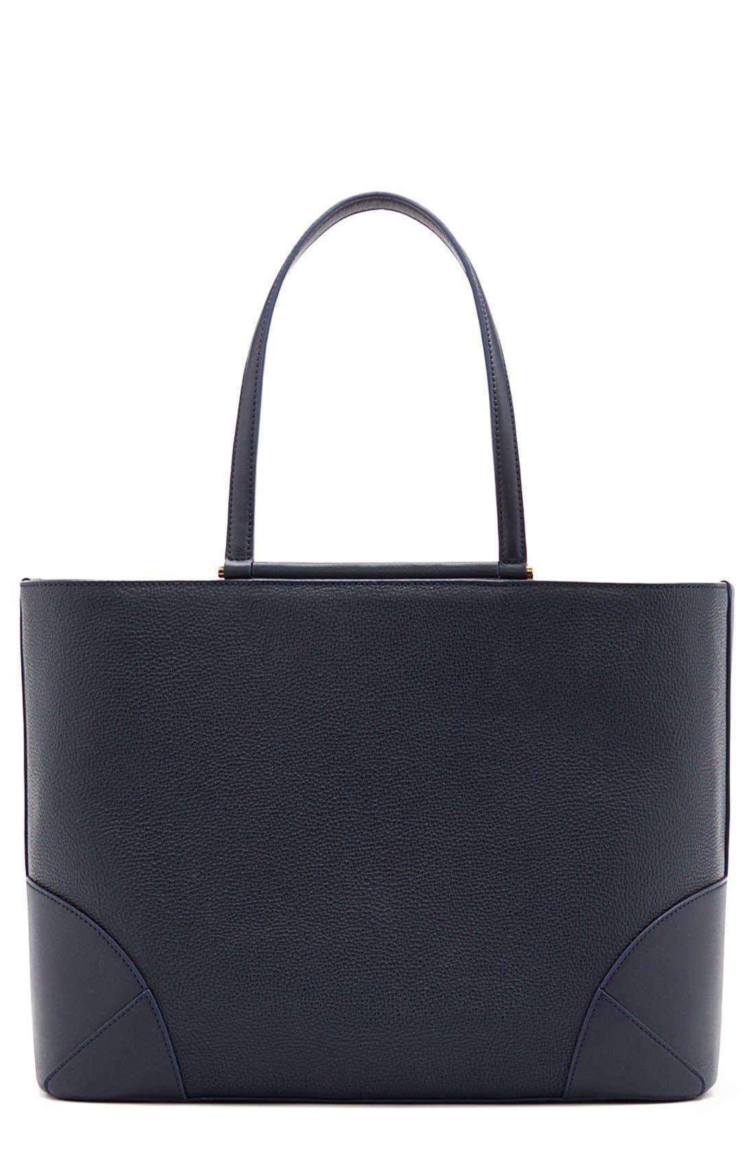 Main Image - MCM 'Medium Claudia' Leather Shopper