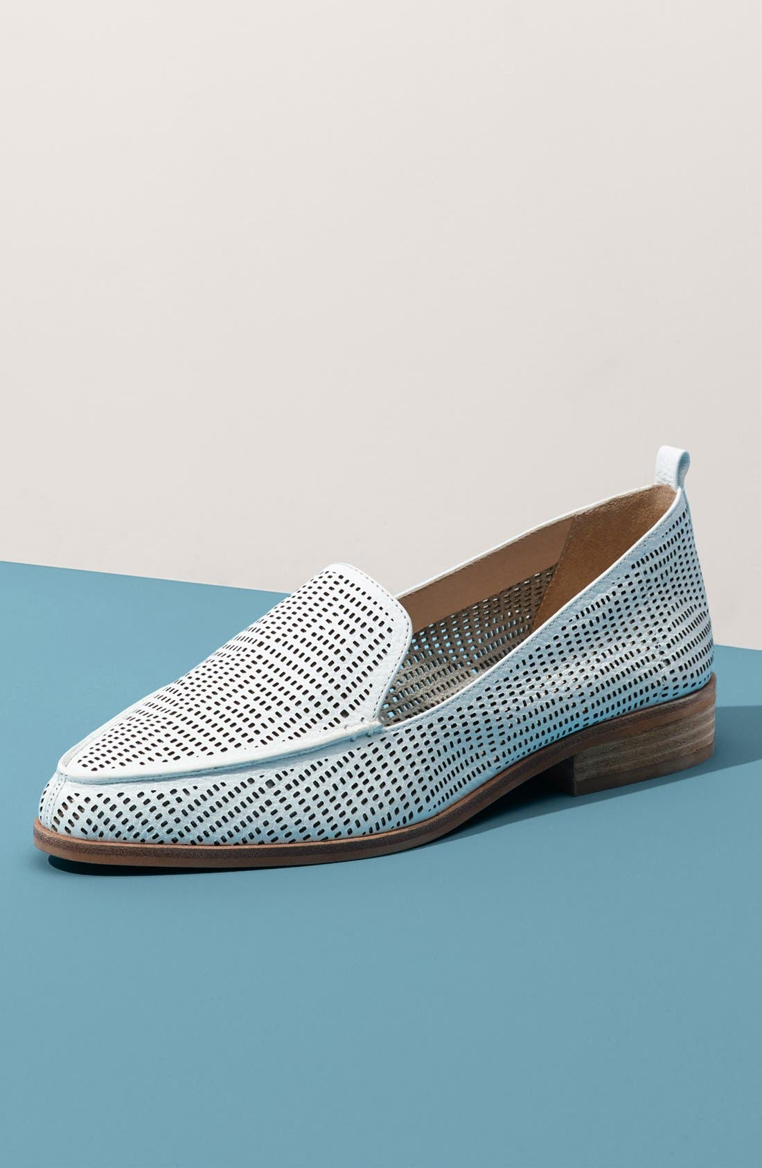 Alternate Image 5  - Vince Camuto 'Kade' Cutout Loafer (Women) (Nordstrom Exclusive)