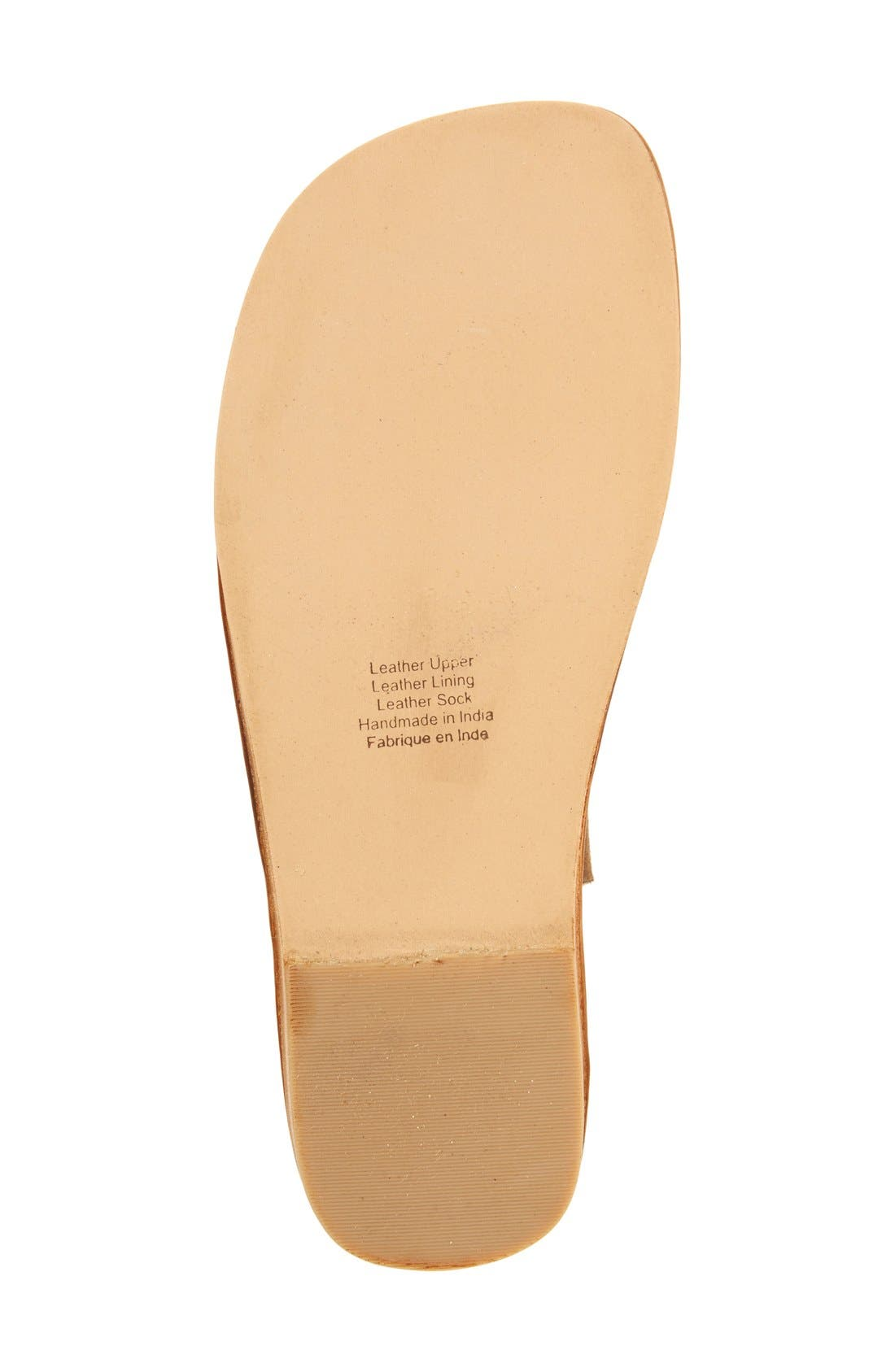 Alternate Image 4  - Jeffrey Campbell 'Lima' Wraparound Strap Sandal (Women)