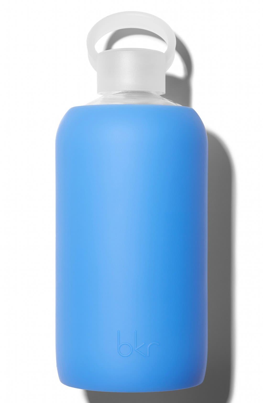 Alternate Image 1 Selected - bkr® 32-Ounce Glass Water Bottle