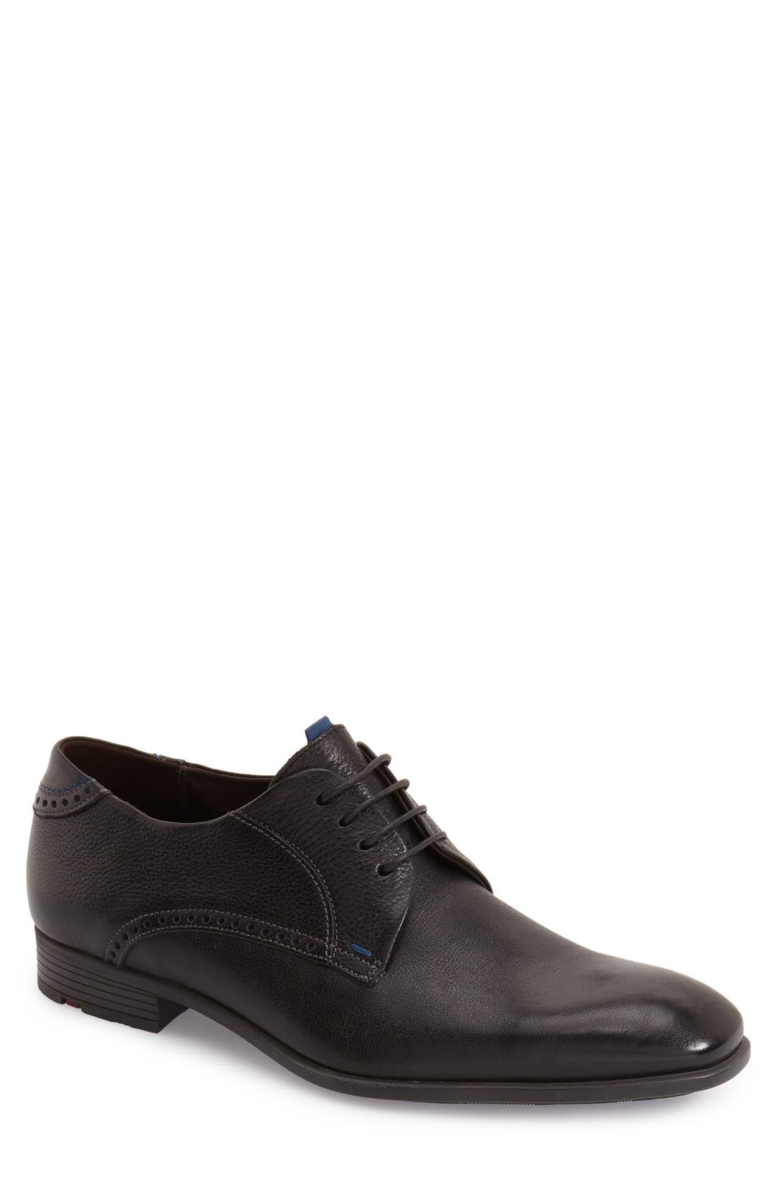 Lloyd 'Dave' Plain Toe Derby (Men)