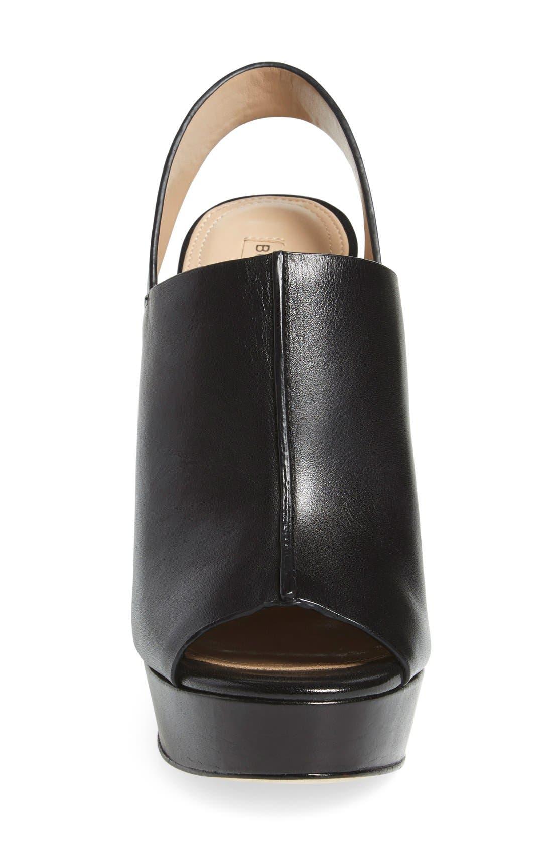 Alternate Image 3  - BCBGMAXAZRIA 'Dune' Platform Sandal (Women)
