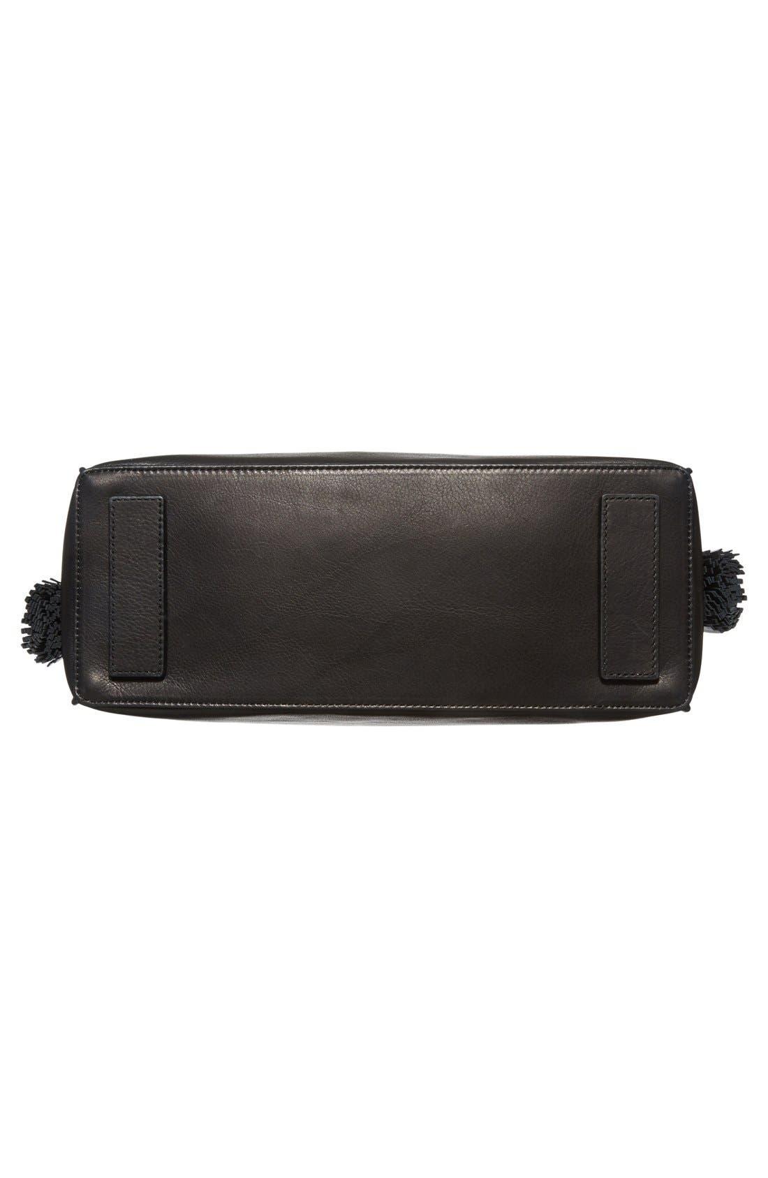 Alternate Image 6  - ALLSAINTS 'Freedom' Tassel Leather Hobo