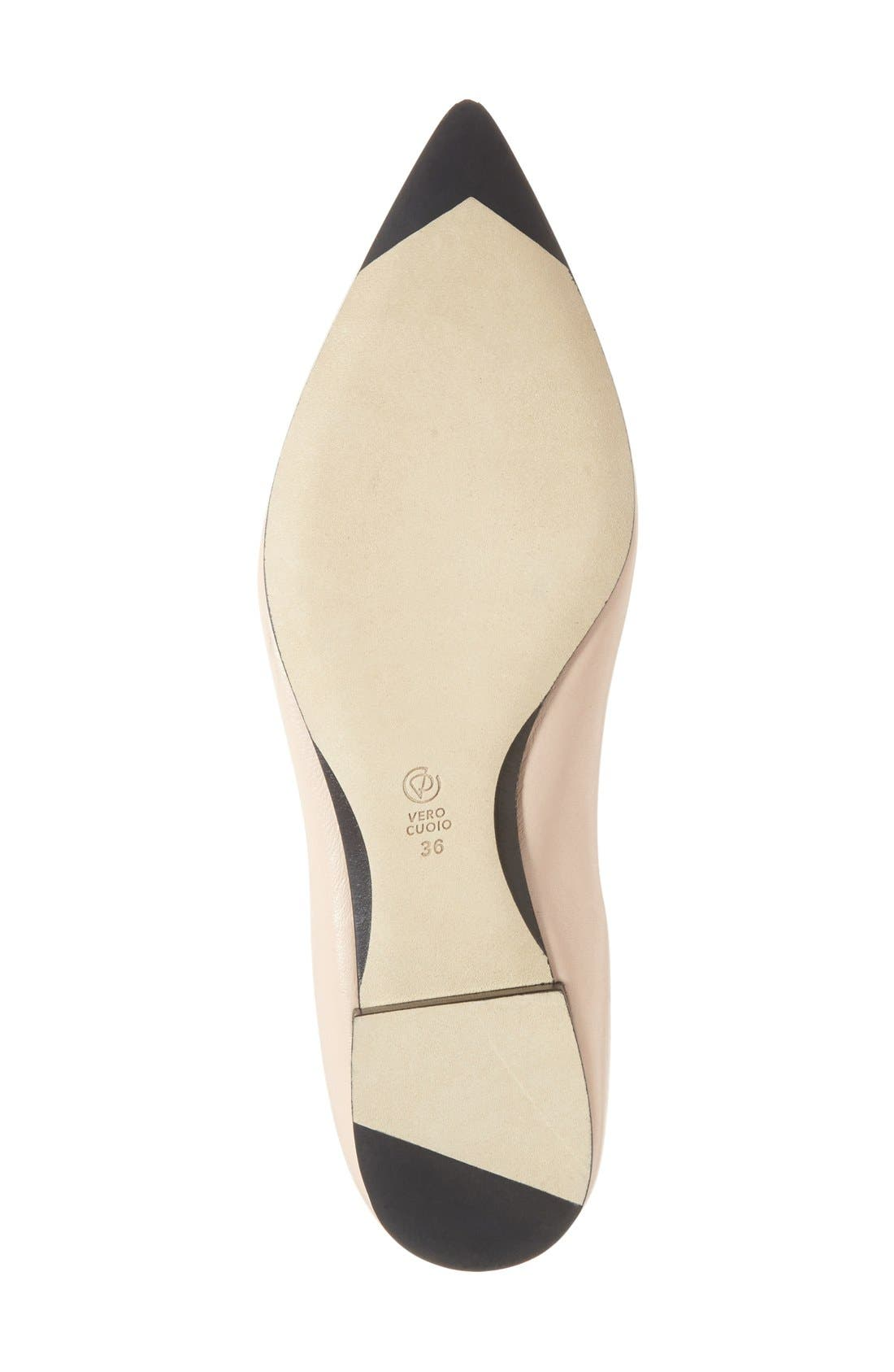 Alternate Image 4  - 3.1 Phillip Lim 'Martini' Lace-Up Flat (Women)