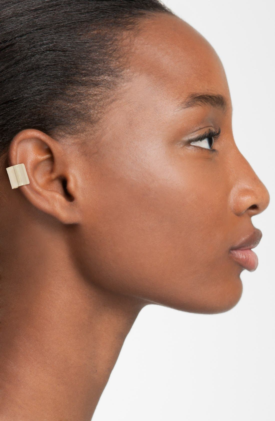 Alternate Image 2  - Jules Smith Cigar Band Cuff Earring