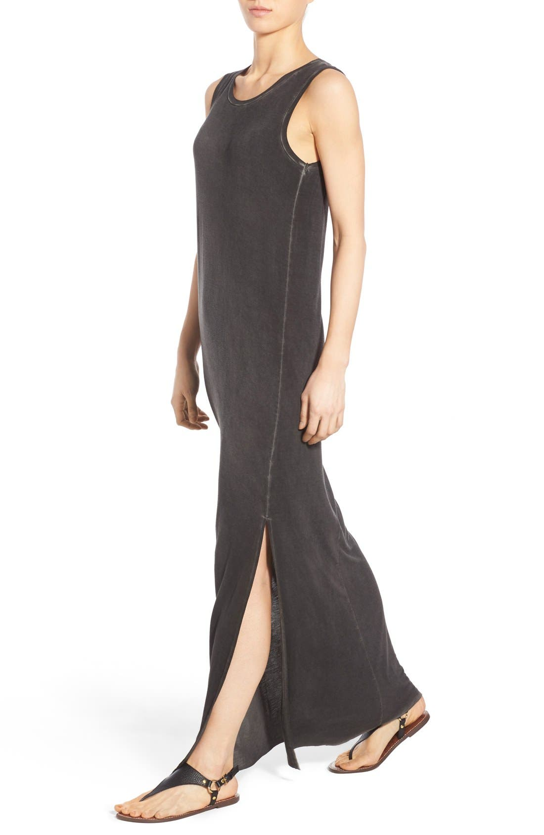 Alternate Image 2  - PAIGE 'Gretchen' Maxi Dress