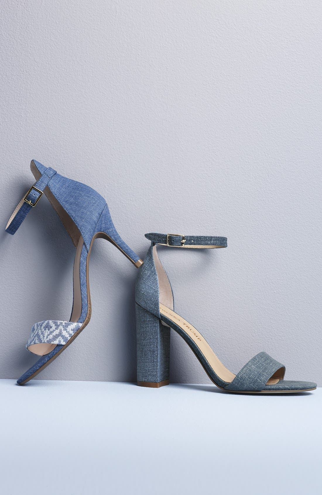 Alternate Image 5  - BP. 'Luminate' Open Toe Dress Sandal (Women)