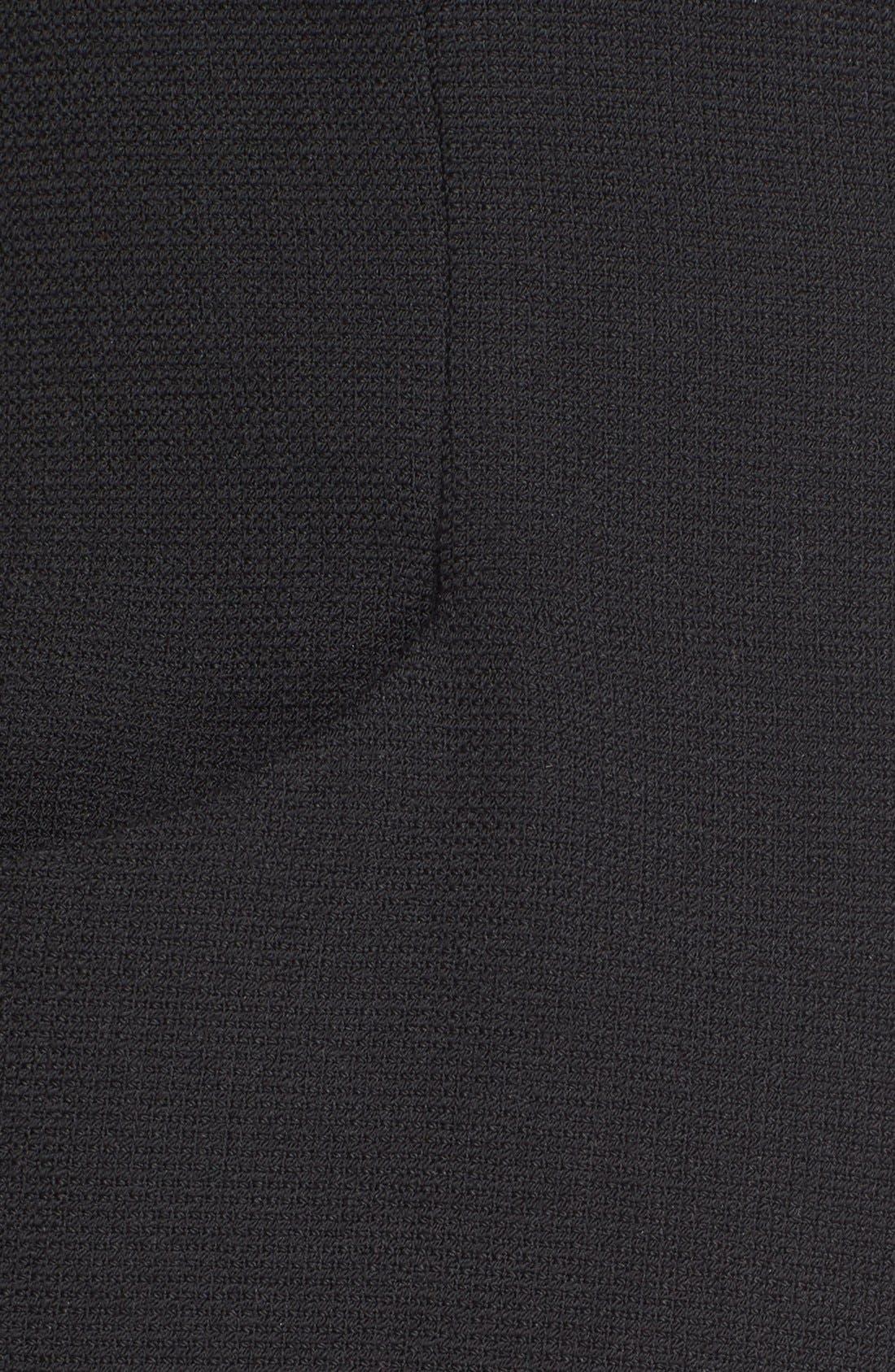 Alternate Image 3  - Armani Collezioni Two-Way Stretch Jacket