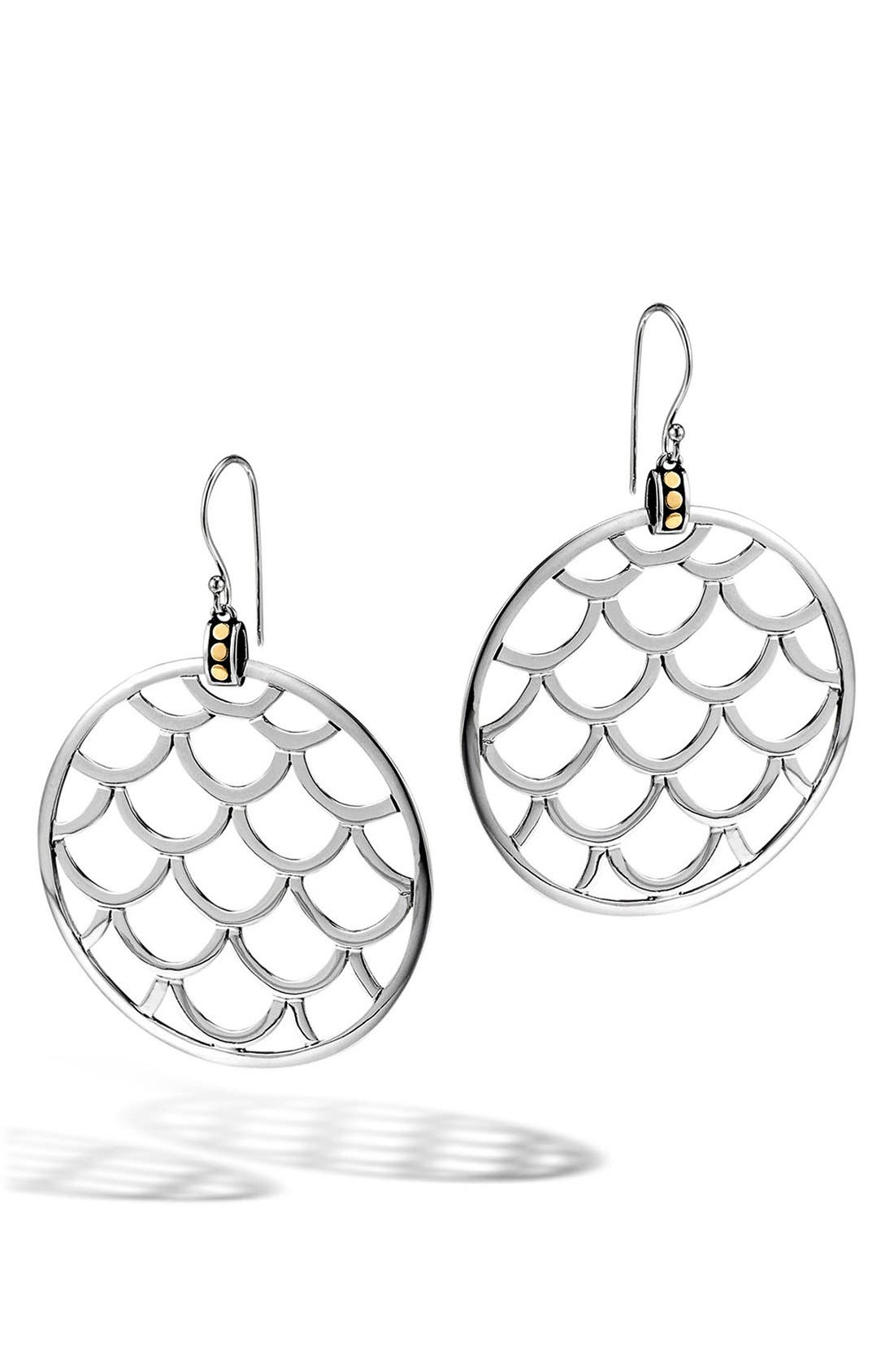 Main Image - John Hardy 'Legends' Large Round Drop Earrings