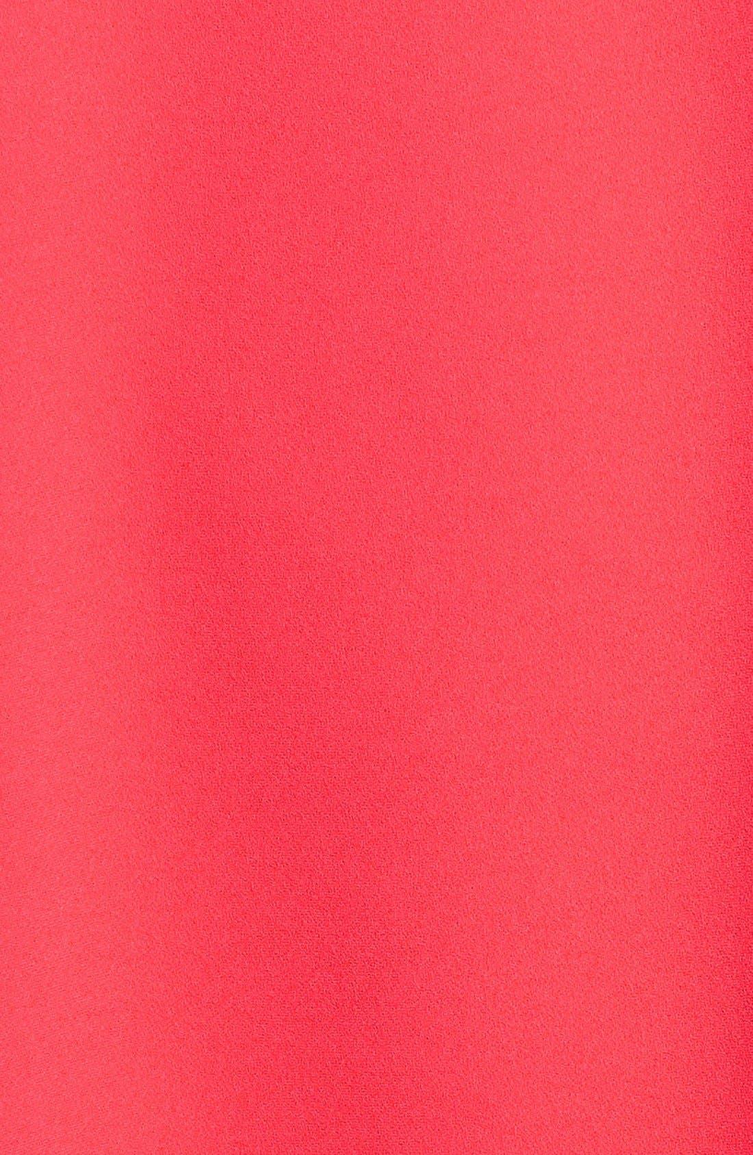 Alternate Image 6  - BB Dakota 'Jazlyn' Crepe Shift Dress