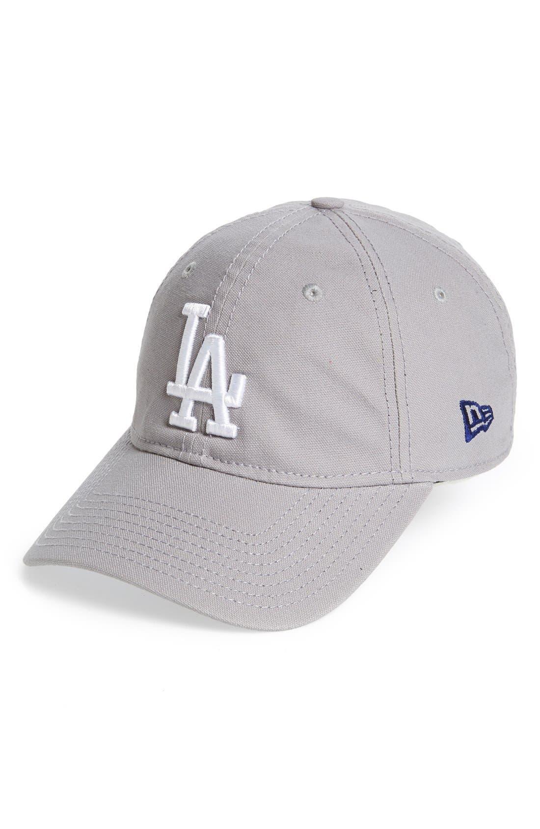 Main Image - New Era Cap 'Core Shore - Los Angeles Dodgers' Baseball Cap