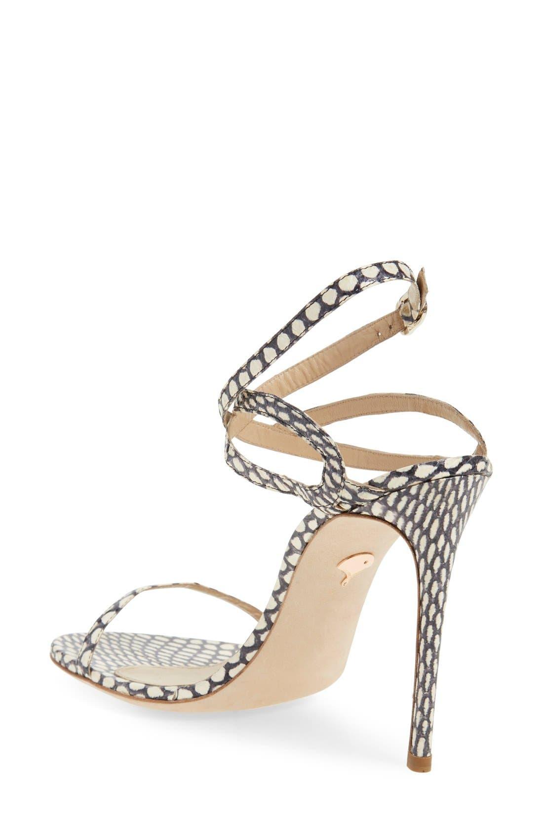 Alternate Image 2  - Chelsea Paris 'Soyak' Ankle Strap Sandal (Women)
