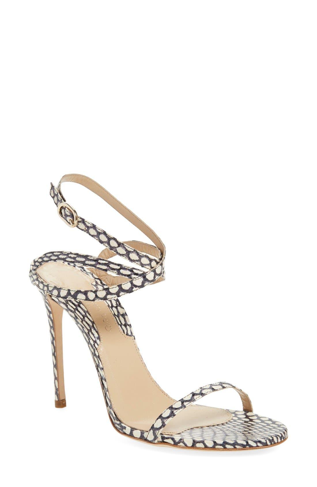 Alternate Image 1 Selected - Chelsea Paris 'Soyak' Ankle Strap Sandal (Women)