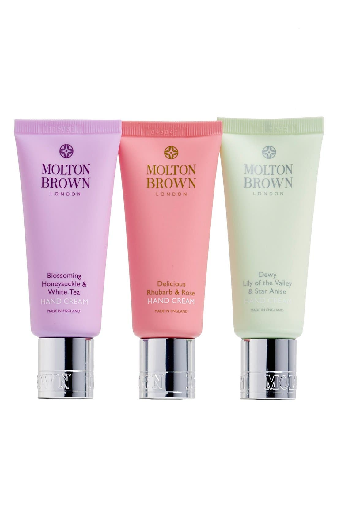 MOLTON BROWN London 'Timeless Florals' Hand Cream Trio (Limited Edition) ($45 Value)