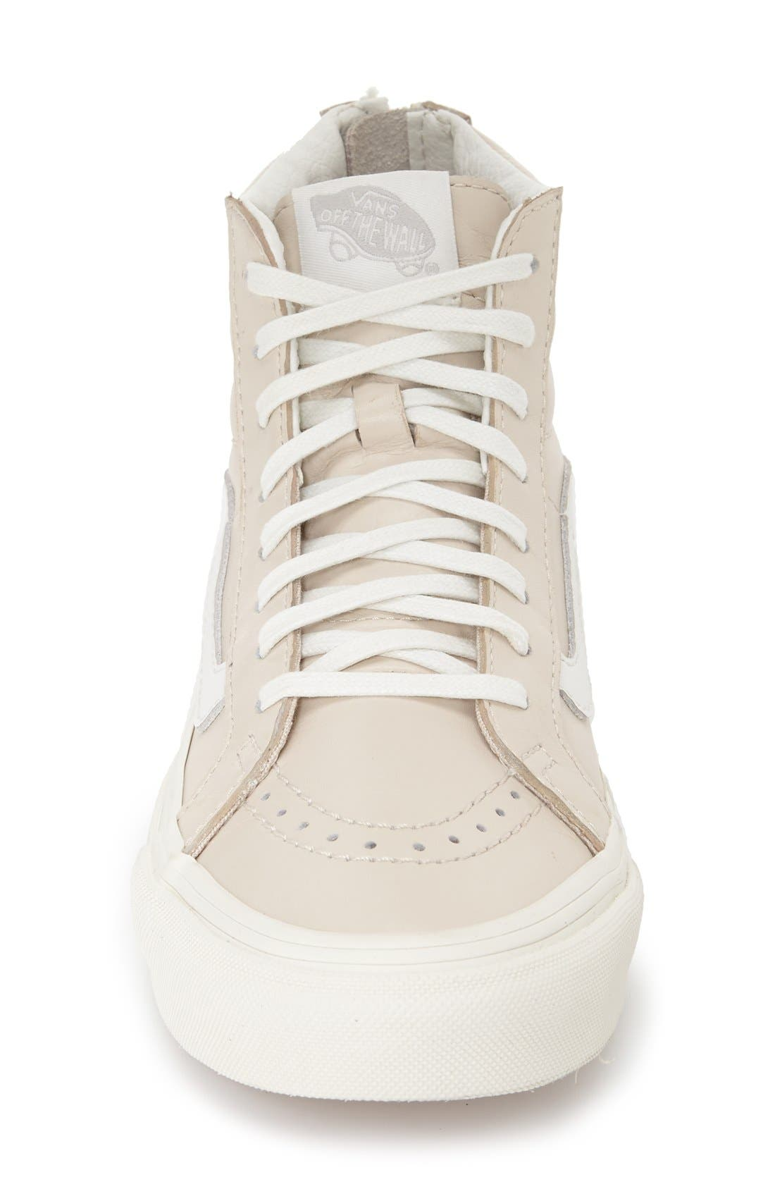 Alternate Image 3  - Vans 'Sk8-Hi Slim' High Top Sneaker (Women)
