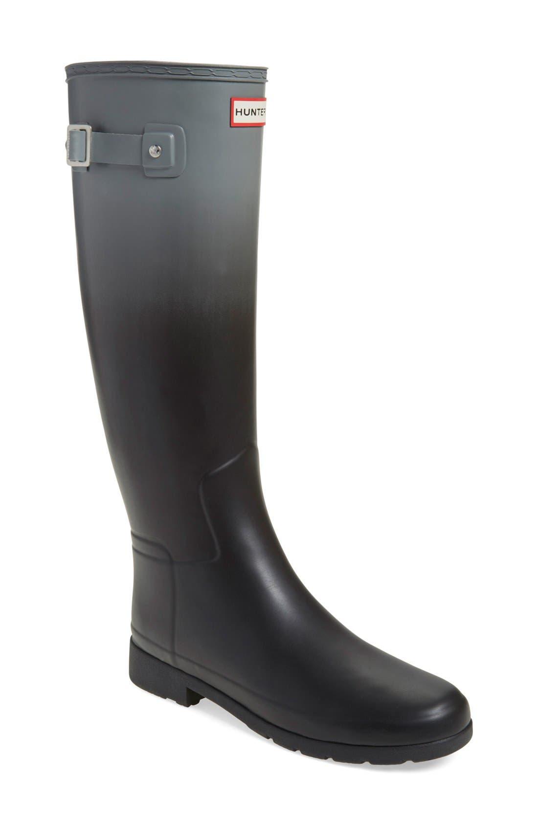 Alternate Image 1 Selected - Hunter 'Original Tall - Haze' Rain Boot (Women)