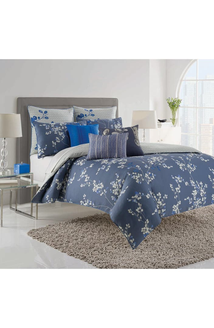 kas designs 39 gabriel 39 duvet cover nordstrom. Black Bedroom Furniture Sets. Home Design Ideas