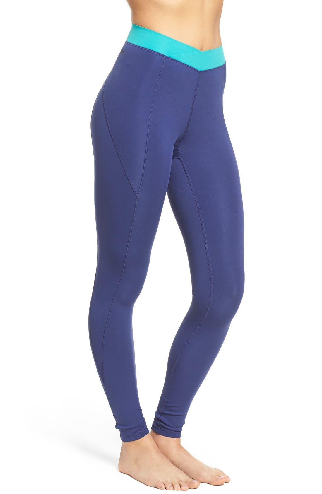 Alternate Image 3  - IVY PARK® V-Waistband Leggings