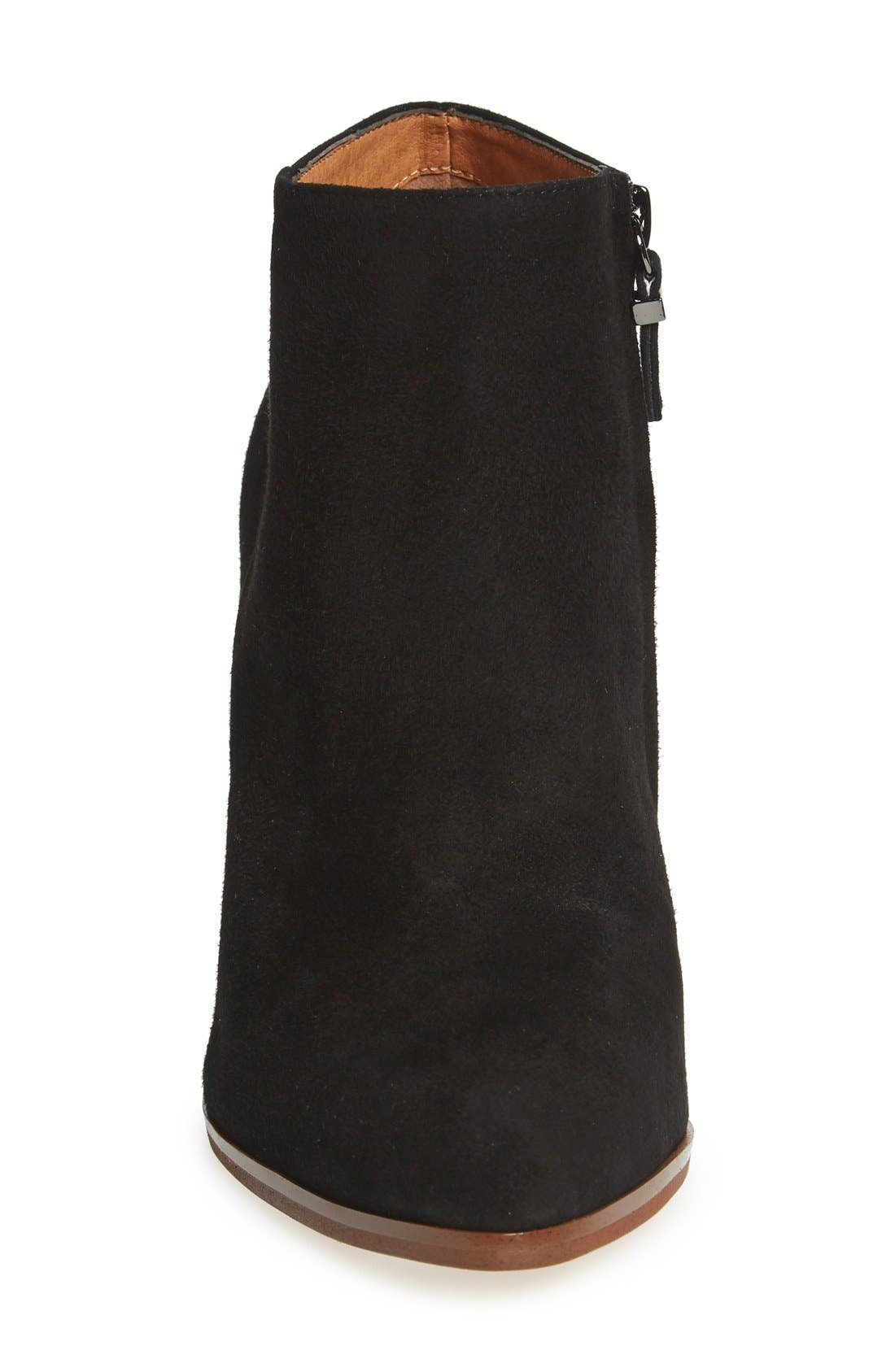 Alternate Image 3  - Halogen® 'Selbi' Almond Toe Wedge (Women)