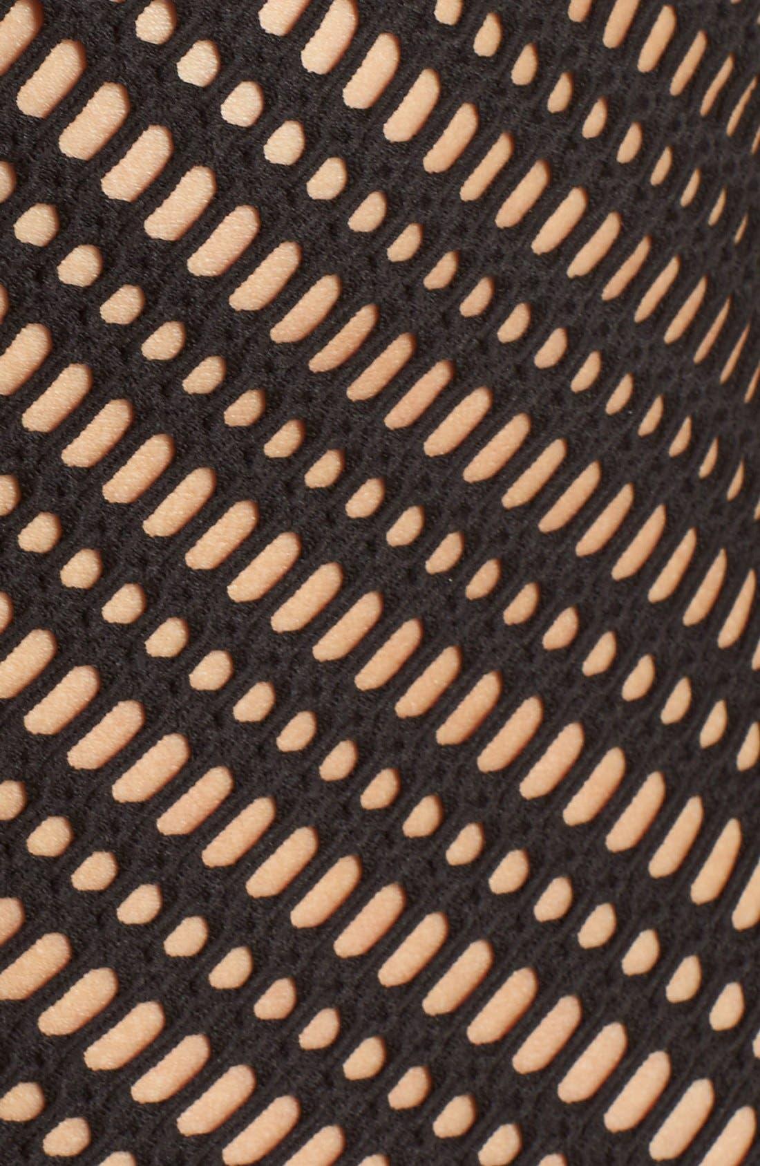 Alternate Image 5  - Robin Piccone 'Sophia' Crochet One-Piece Swimsuit