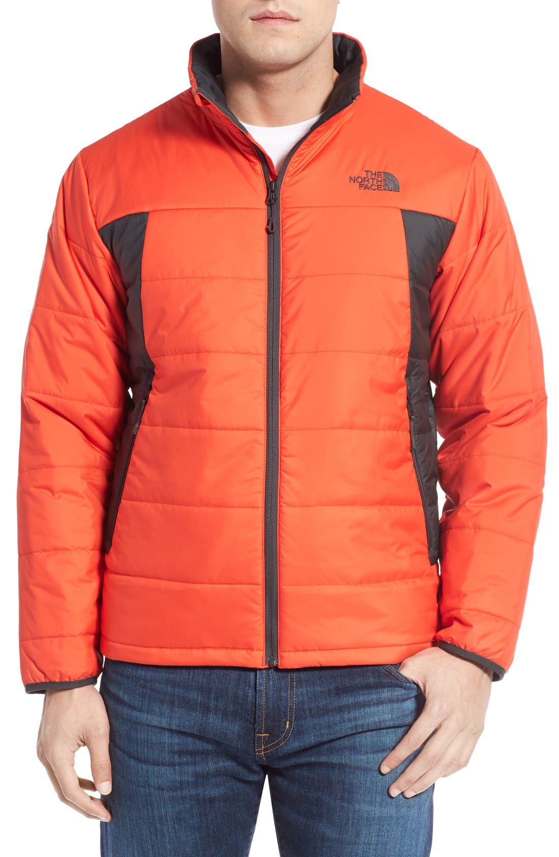 Alternate Image 1 Selected - The North Face 'Bombay' Quilted Jacket