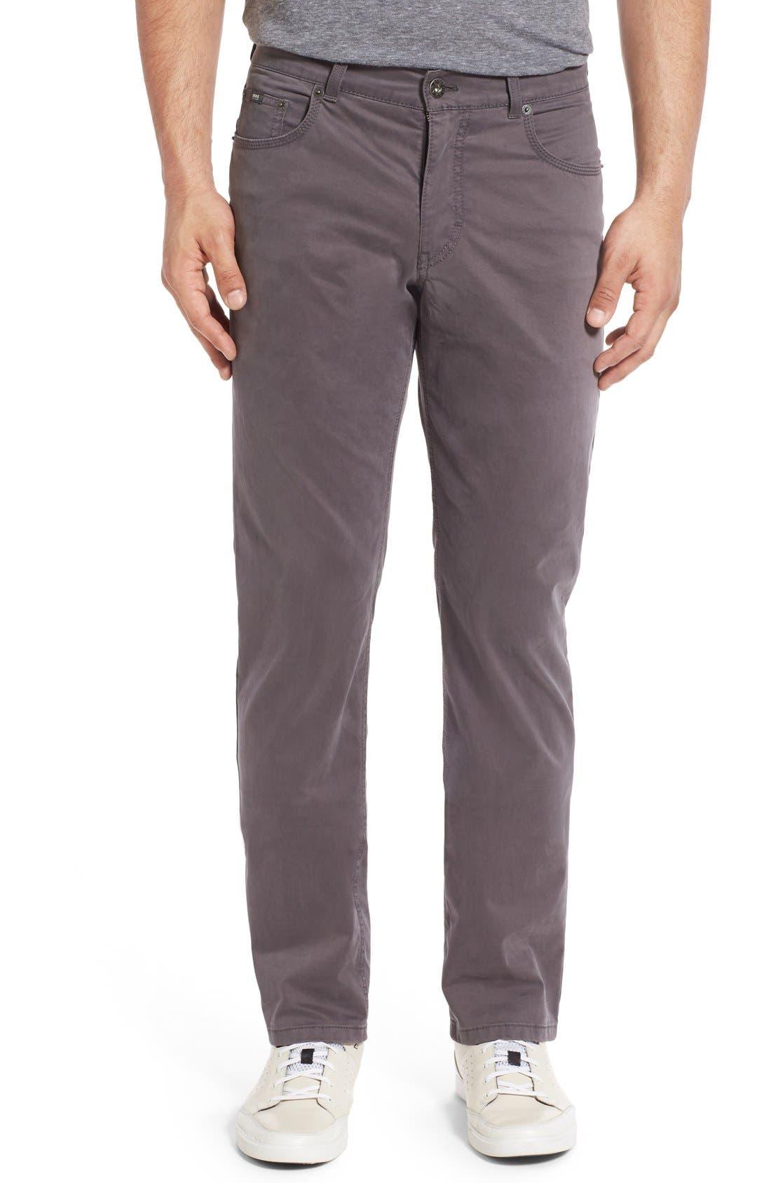 Brax Cooper Stretch Pima Cotton Pants