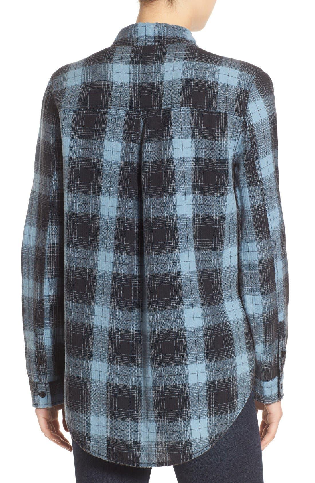 Alternate Image 2  - BP. Plaid Shirt