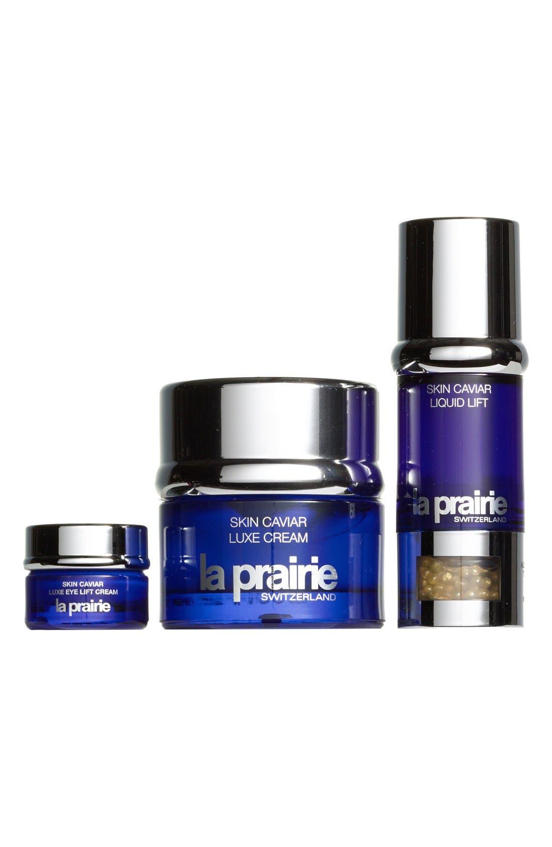 La Prairie 'Caviar Legends' Set ($384 Value)