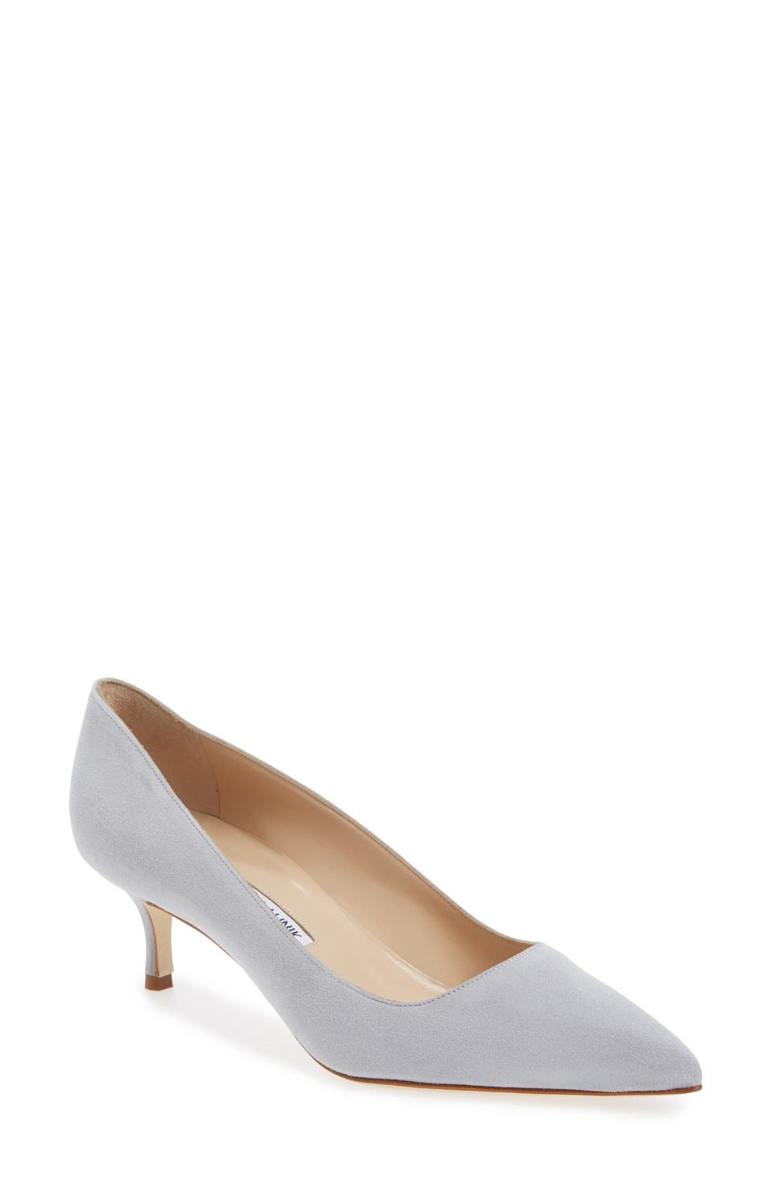 Main Image - Manolo Blahnik 'BB' Pump (Women)
