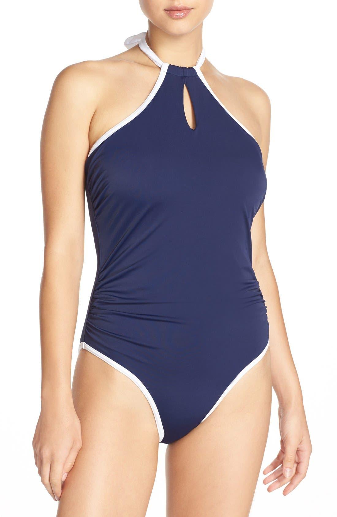 FREYA 'In the Navy' Underwire One-Piece Swimsuit
