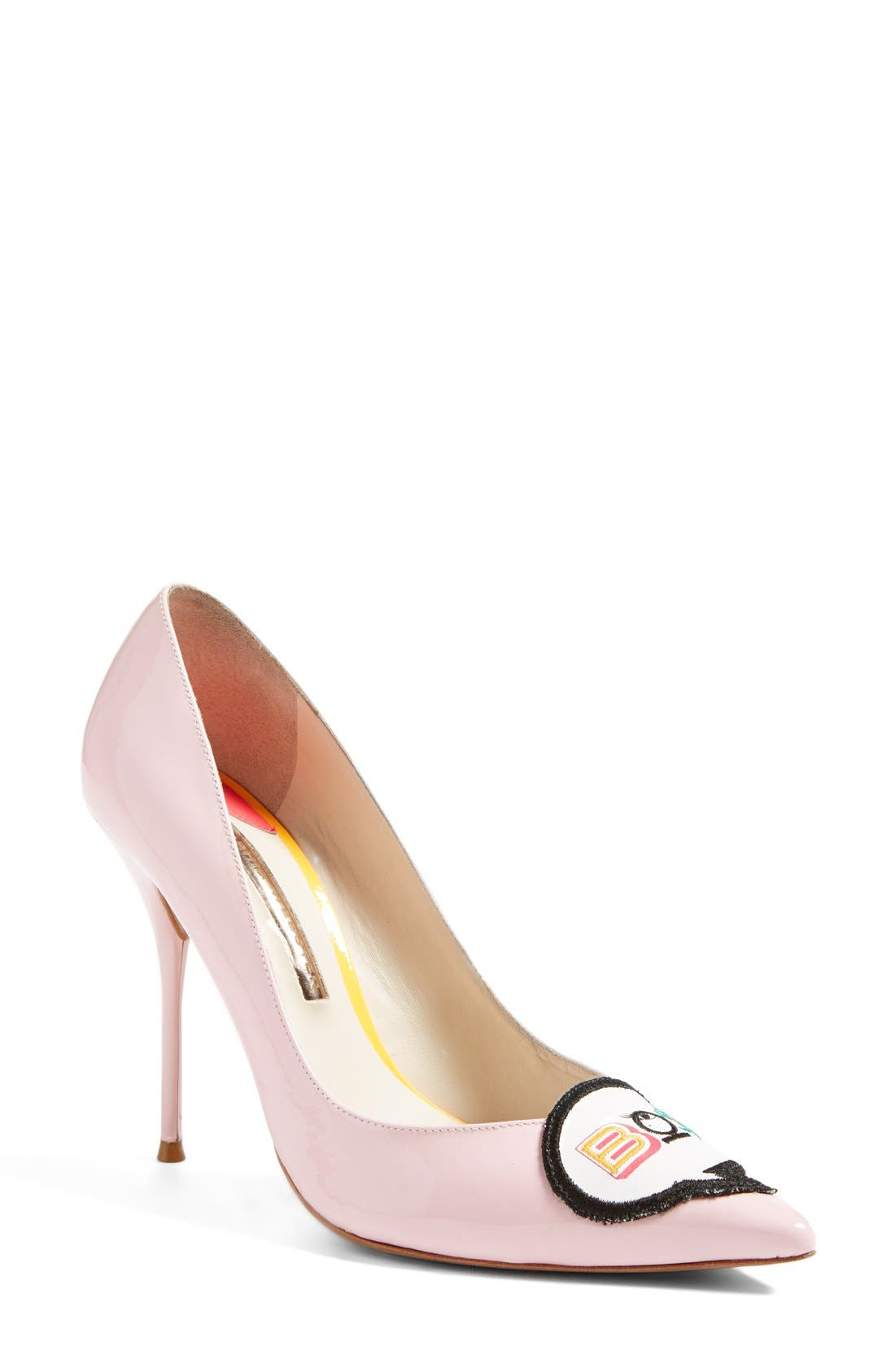 Alternate Image 2  - Sophia Webster 'Boss Lady' Pointy Toe Pump (Women)