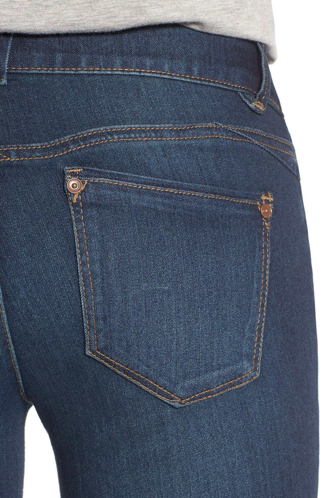 Alternate Image 4  - Wit & Wisdom 'Ab-solution' Stretch Skinny Jeans (Nordstrom Exclusive)