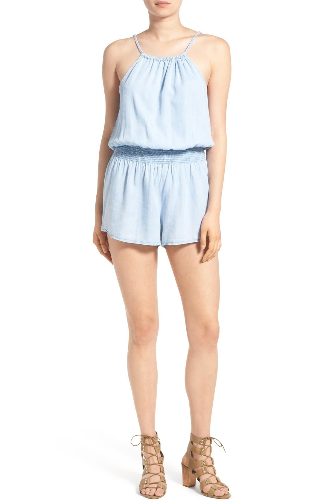 Alternate Image 1 Selected - Rails 'Robbie' Chambray Romper