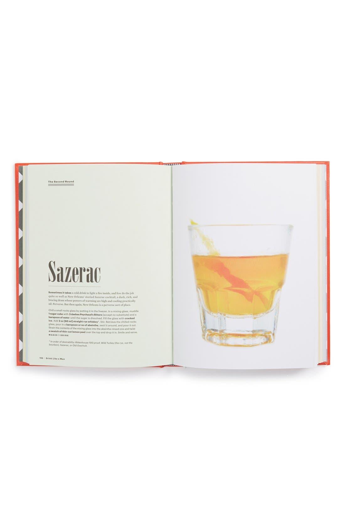Alternate Image 2  - 'Drink Like A Man' Cocktail Book