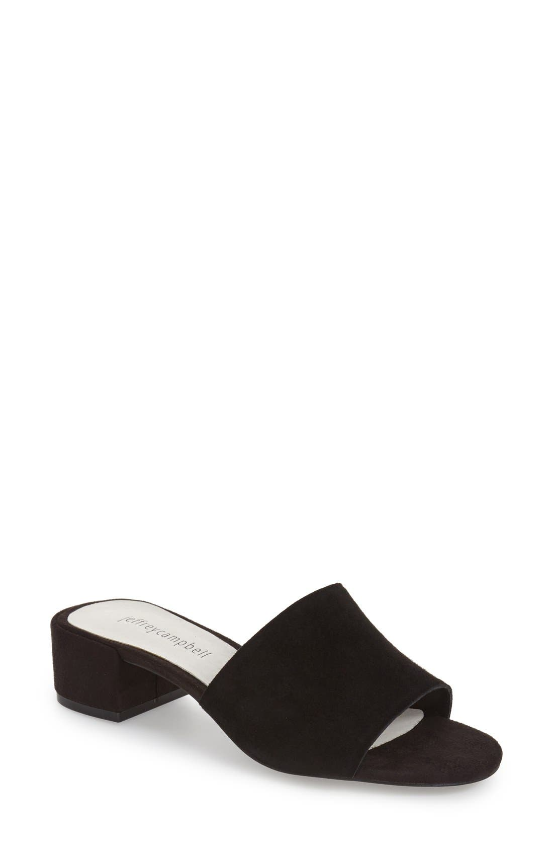 Jeffrey Campbell 'Beaton' Slide Sandal (Women)