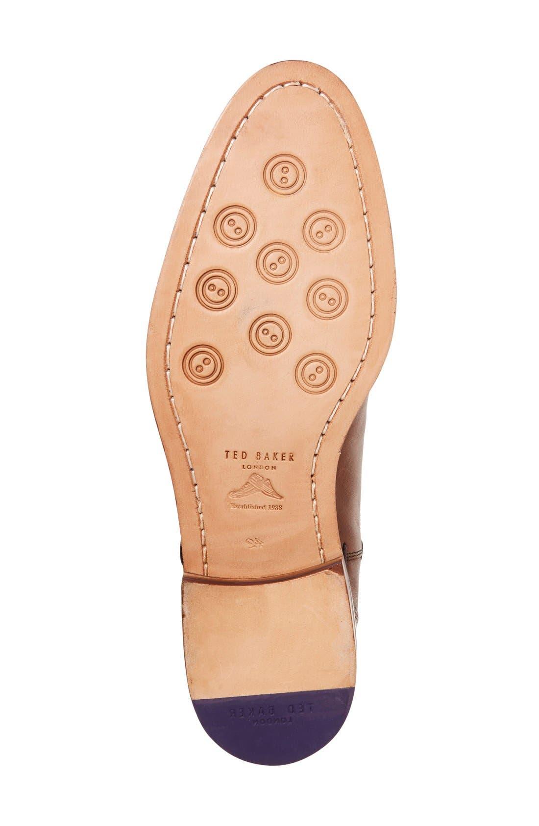 Alternate Image 4  - Ted Baker London 'Camroon 4' Chelsea Boot (Men)