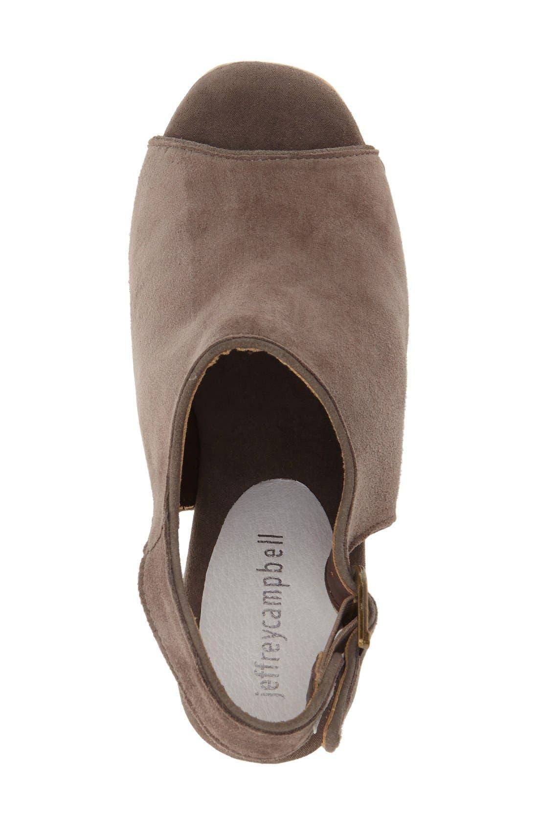 Alternate Image 3  - Jeffrey Campbell 'Snick' Platform Sandal