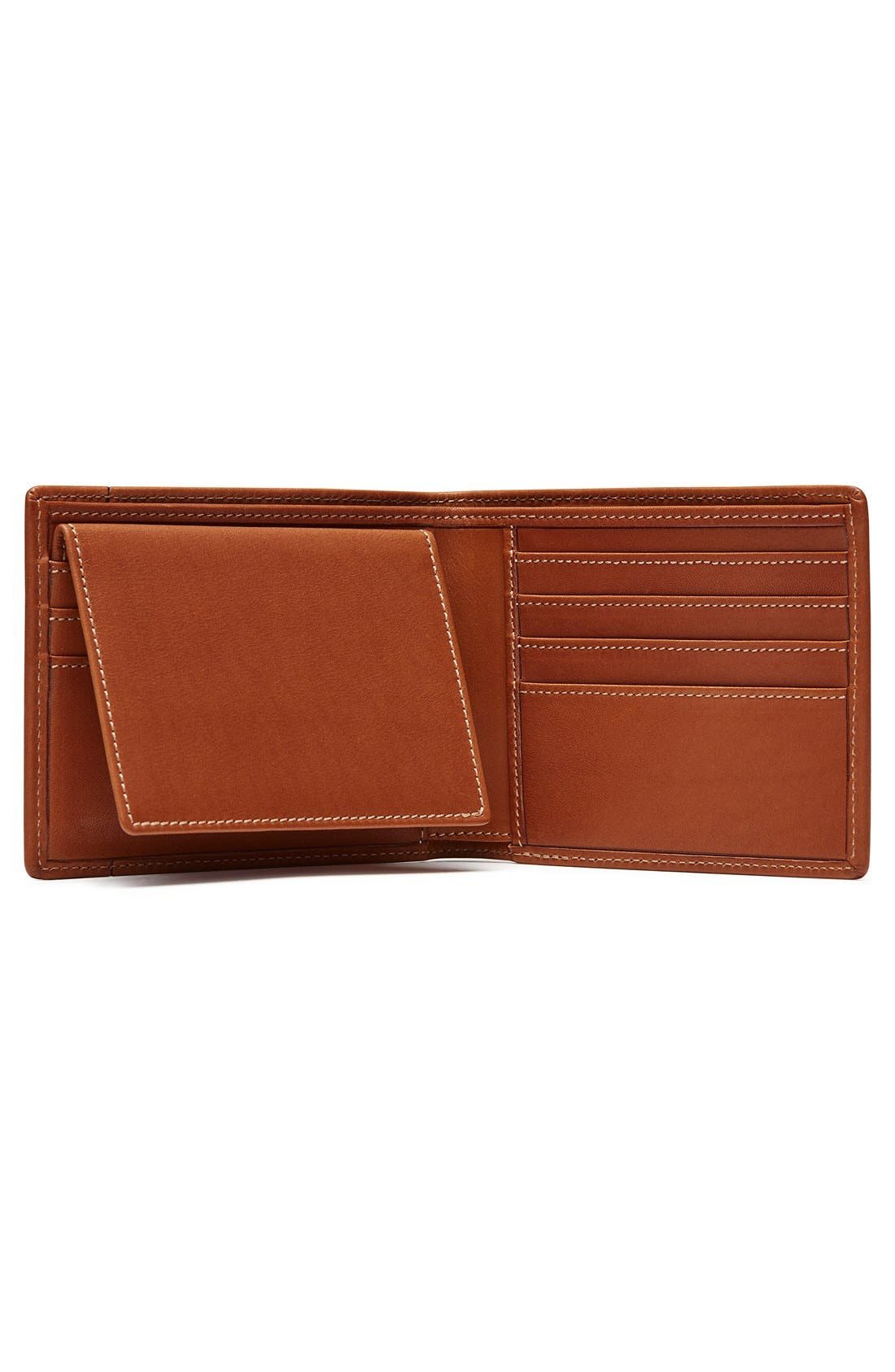 Alternate Image 3  - Ghurka Leather Wallet with ID Case
