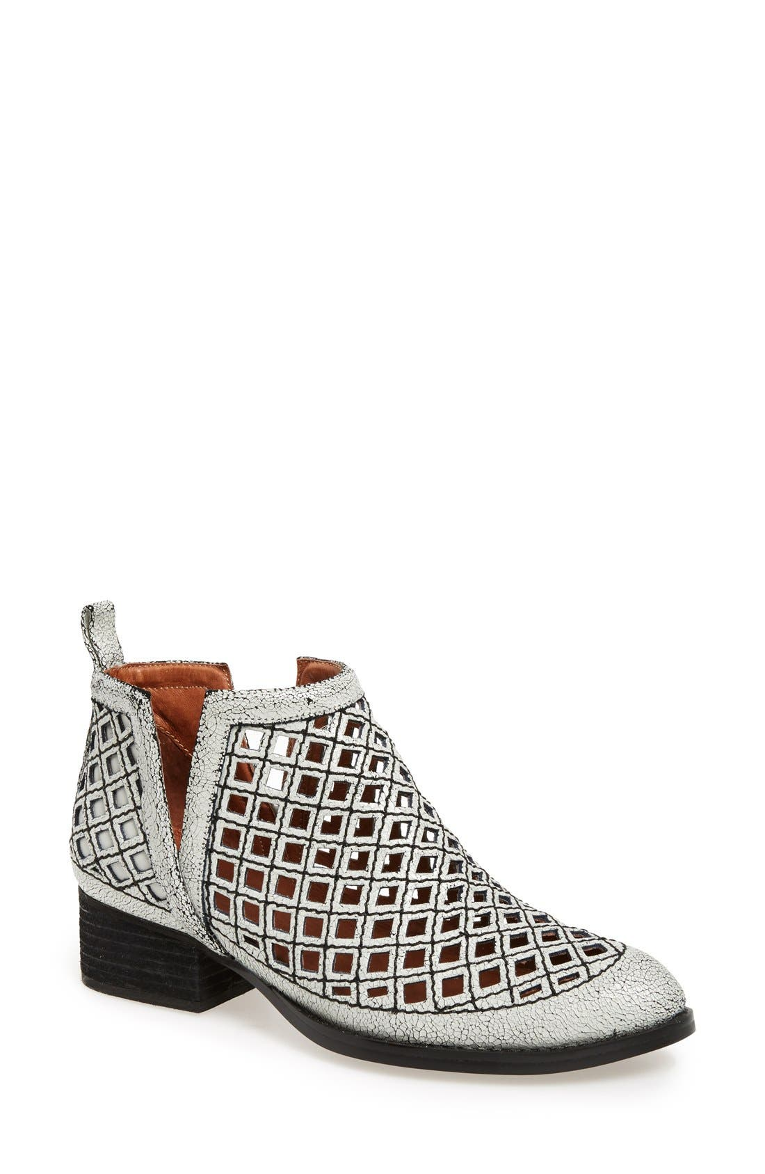 Main Image - Jeffrey Campbell Taggart Ankle Boot (Women)