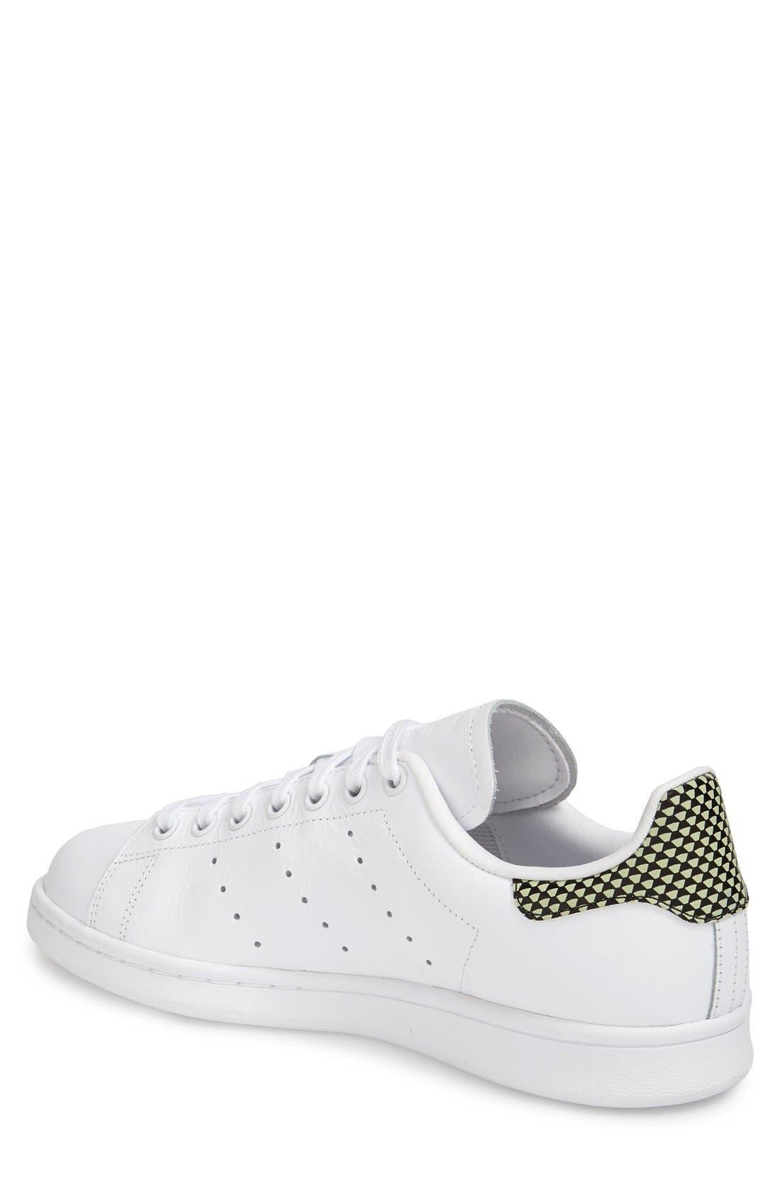 Alternate Image 2  - adidas 'Stan Smith' Sneaker (Men)