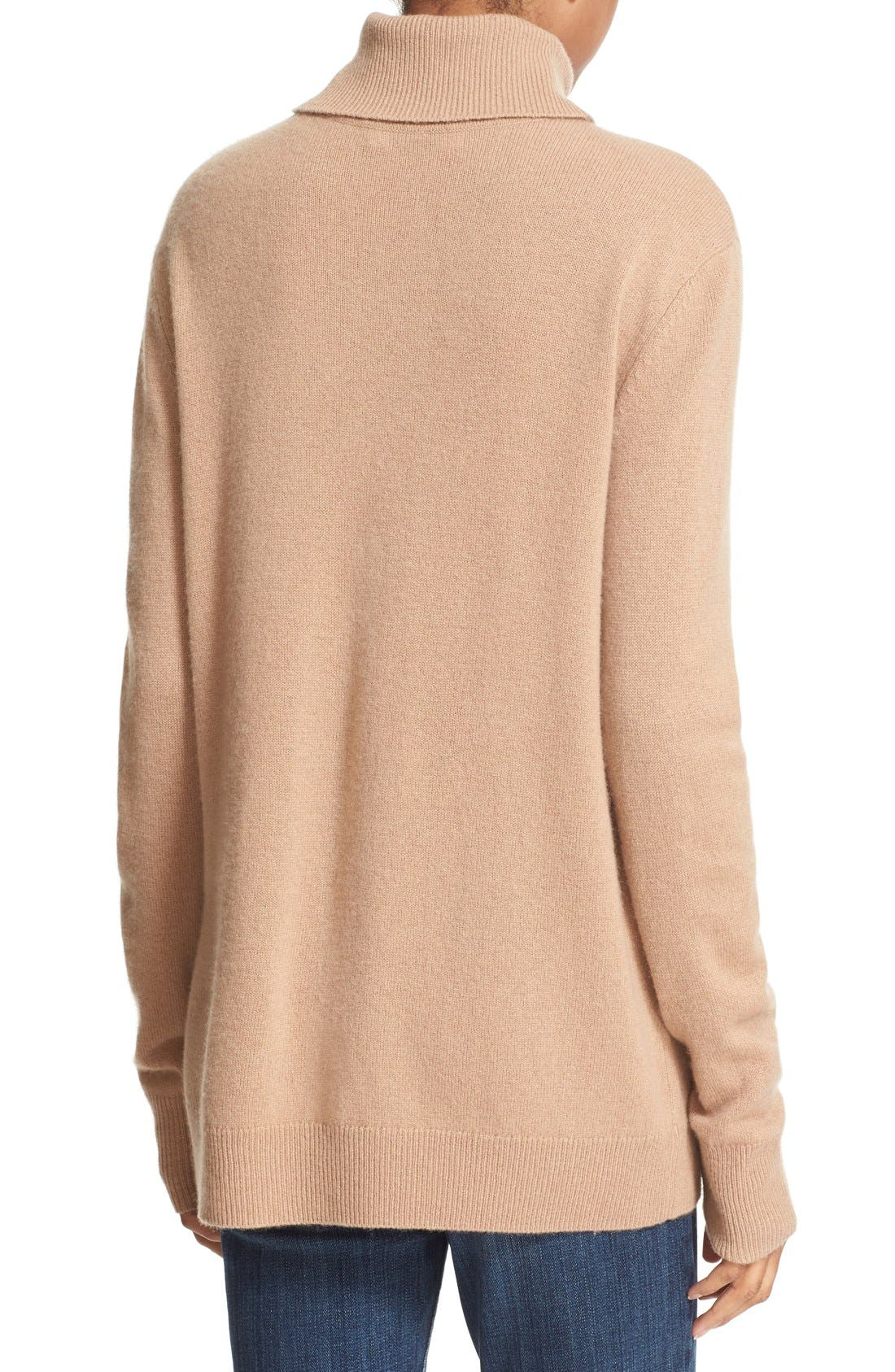 Alternate Image 2  - Equipment 'Oscar' Cashmere Turtleneck