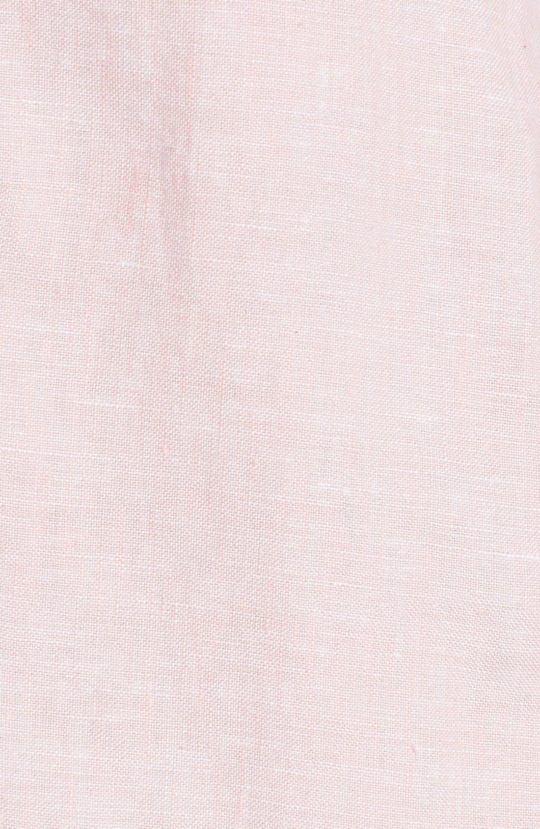 Alternate Image 5  - Tommy Bahama 'Sunset Chambray' Sleeveless Shirt