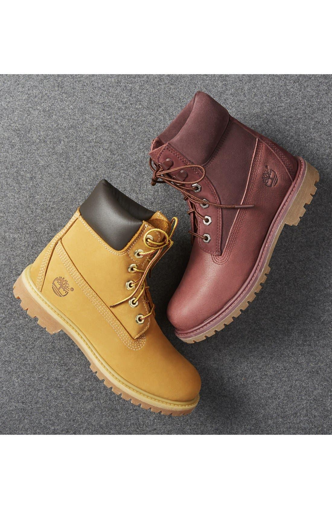 Alternate Image 5  - Timberland '6 Inch Premium' Waterproof Boot (Women)