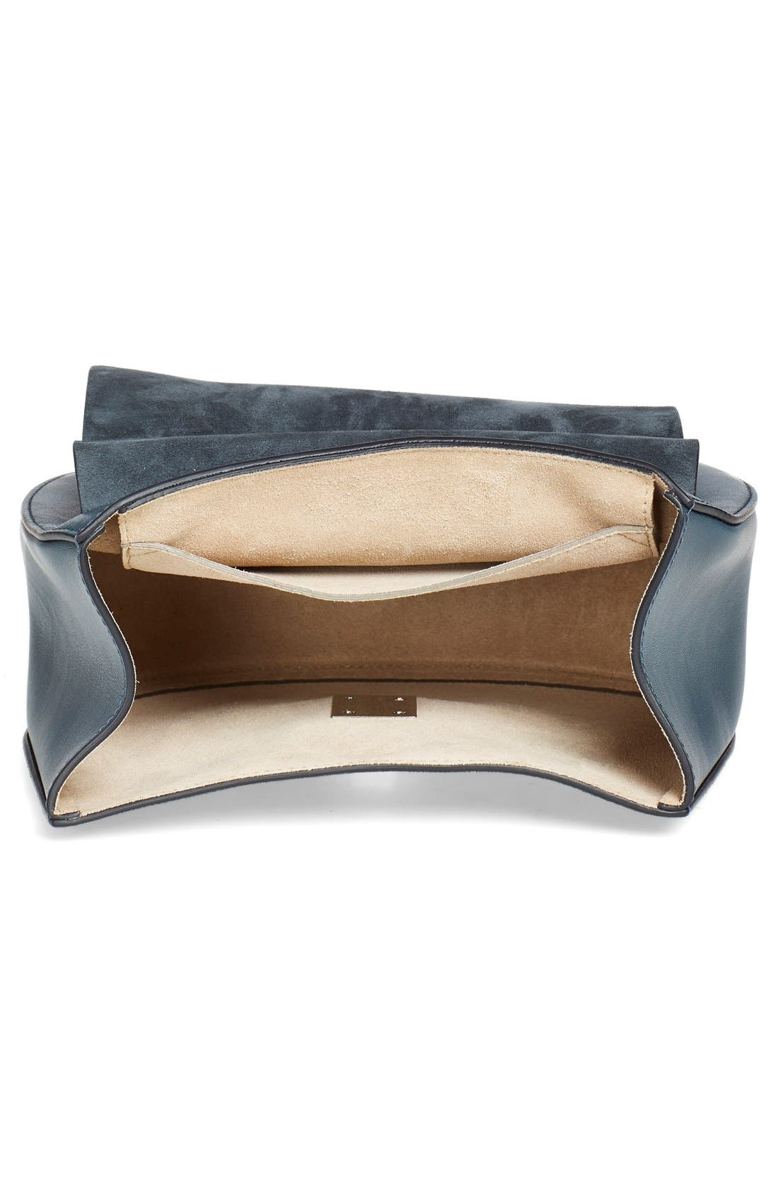 Alternate Image 3  - Chloé Small Drew Leather & Suede Shoulder Bag