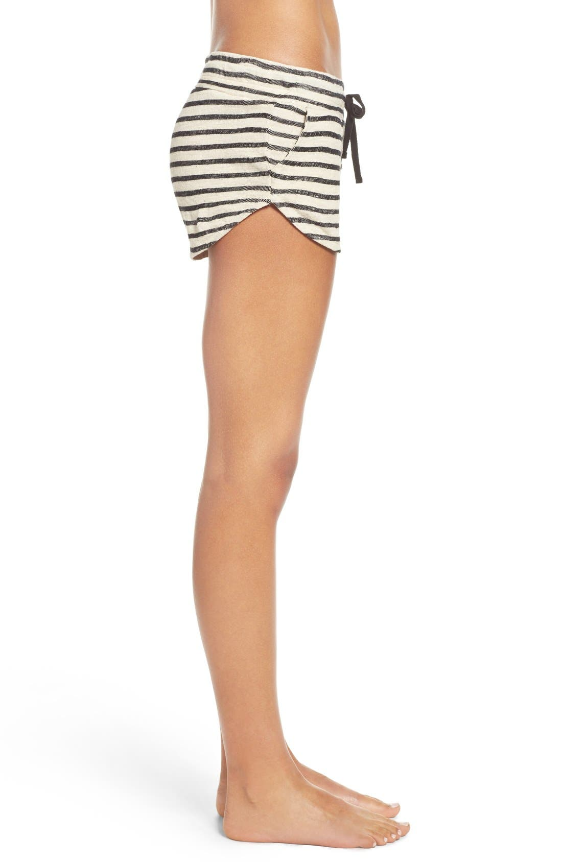 Alternate Image 3  - O'Neill 'Adventure' Stripe Cotton Shorts
