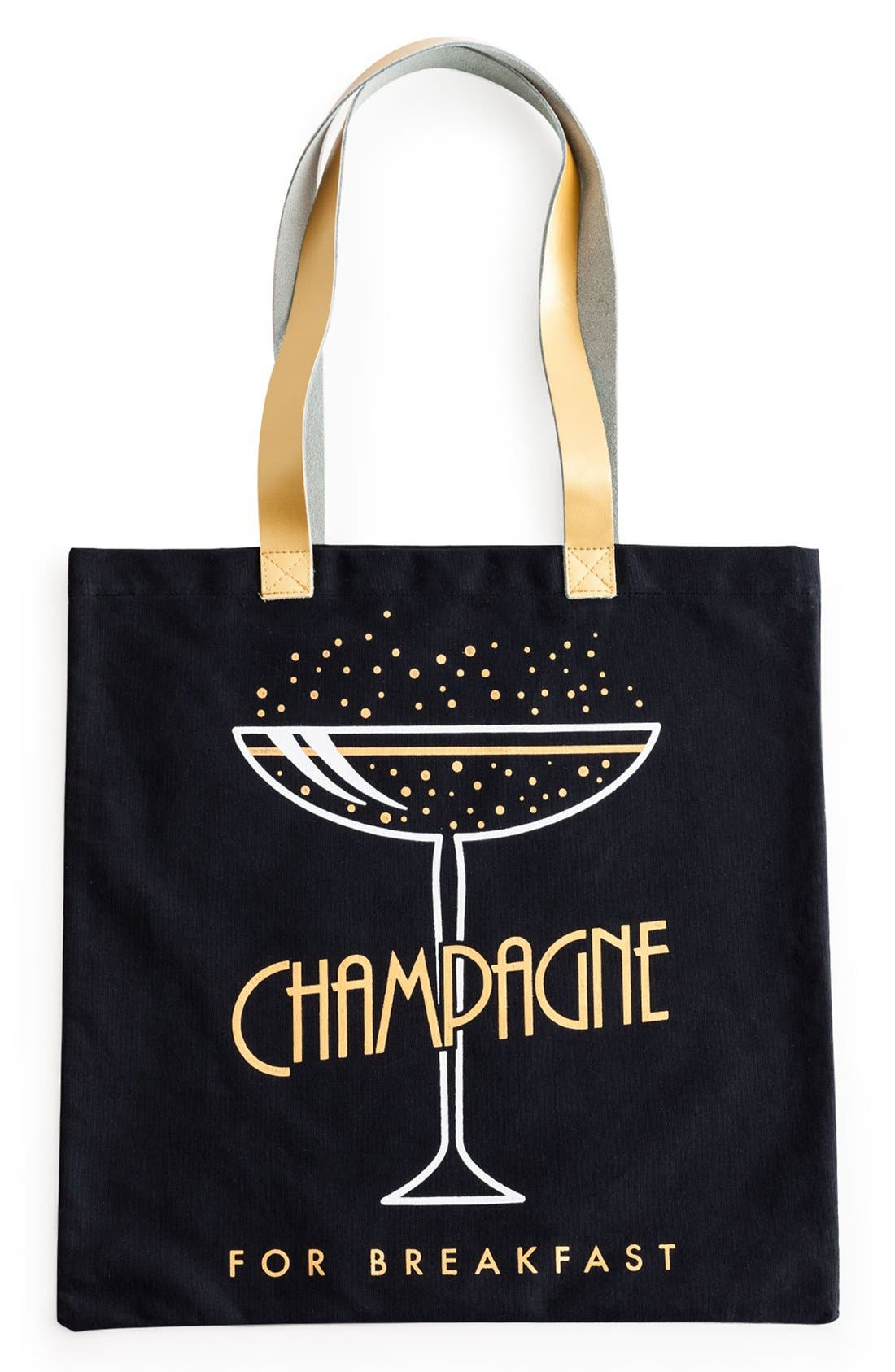 ROSANNA Champagne for Breakfast Tote