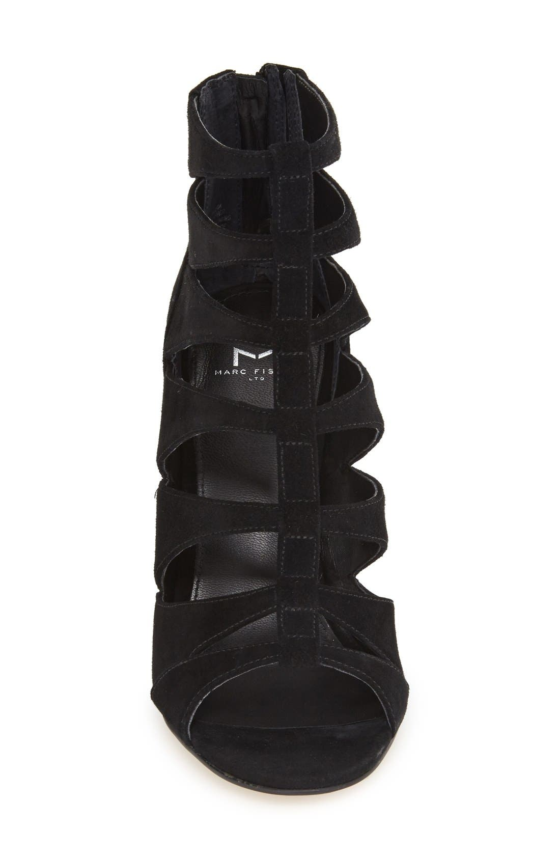 Alternate Image 3  - Marc Fisher LTD 'Hindera' Gladiator Sandal (Women)