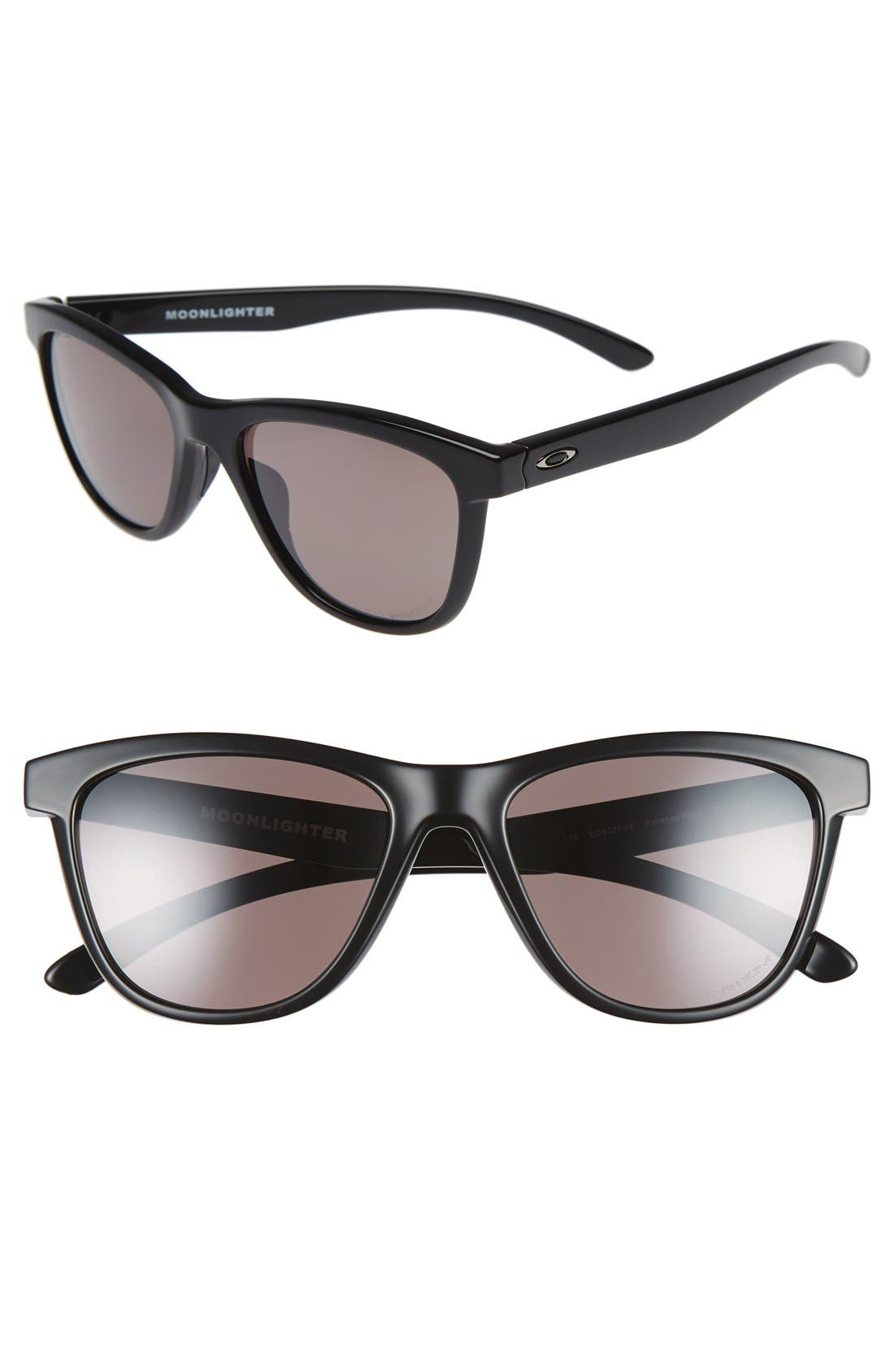 OAKLEY 'Moonlighter' 53mm Polarized Sunglasses