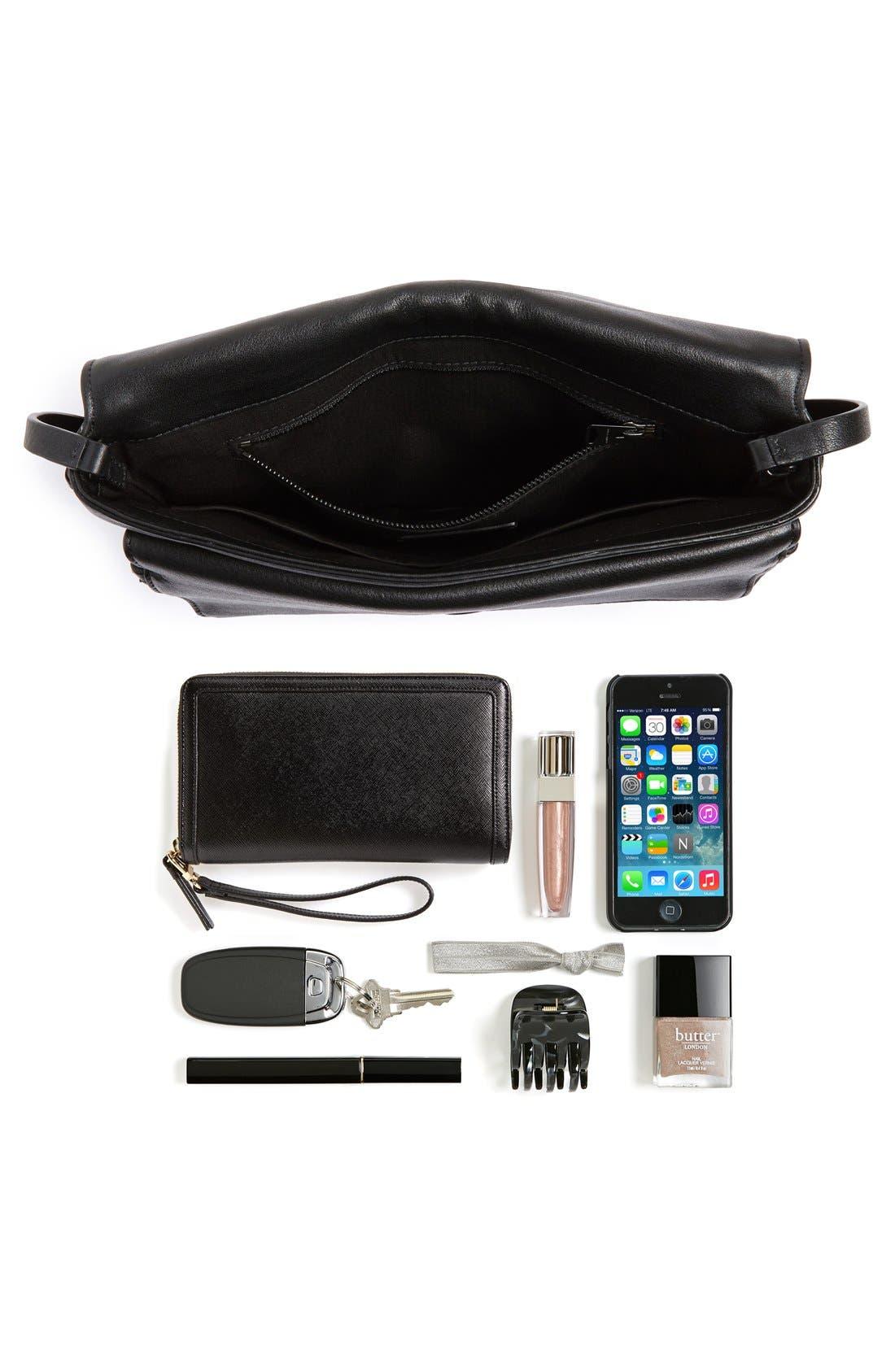Alternate Image 7  - ALLSAINTS Medium Club Convertible Crossbody Bag